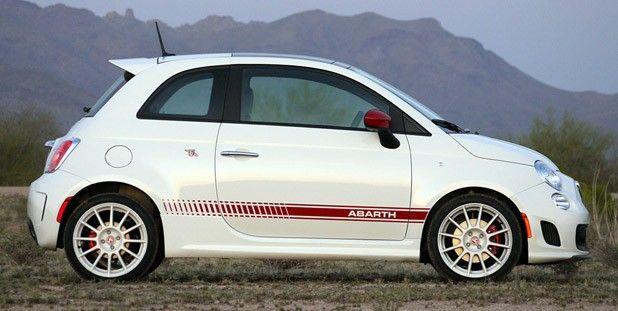 Fiat 500 Abarth White Pearl Buscar Con Google Fiat 500 Fiat