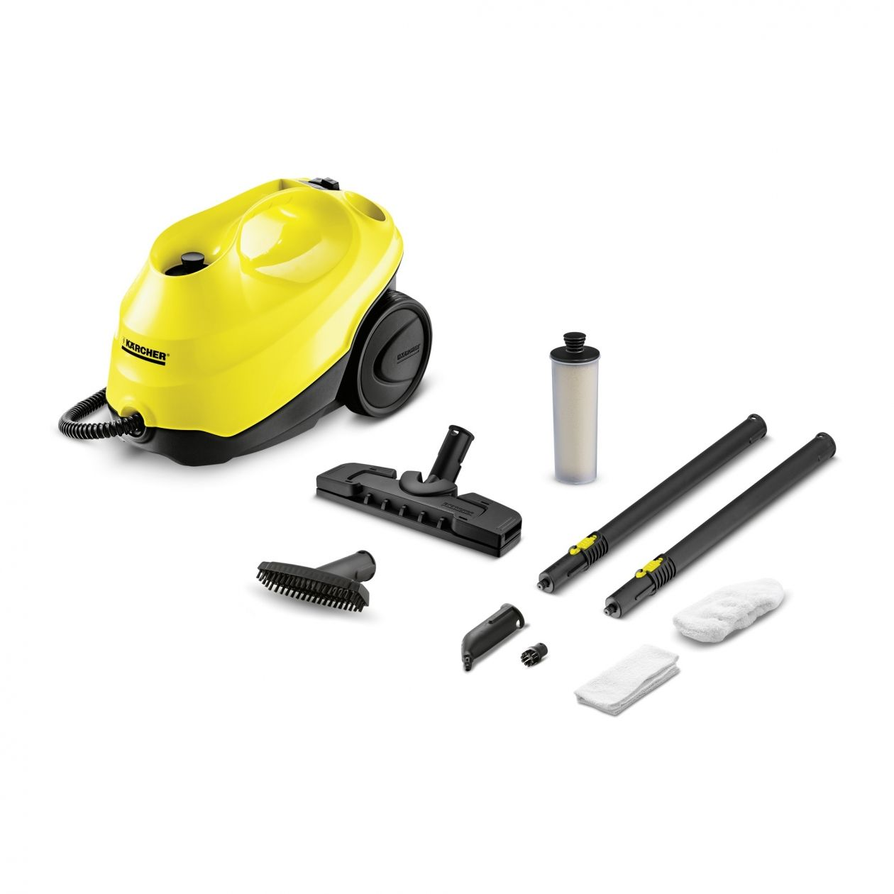 Steam Cleaner Steam Cleaners Canister Vacuum Chemical Free Cleaning
