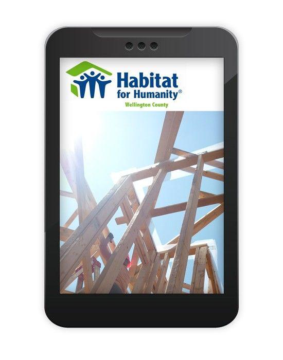 Habitat For Humanity App Habitat For Humanity Habitats App