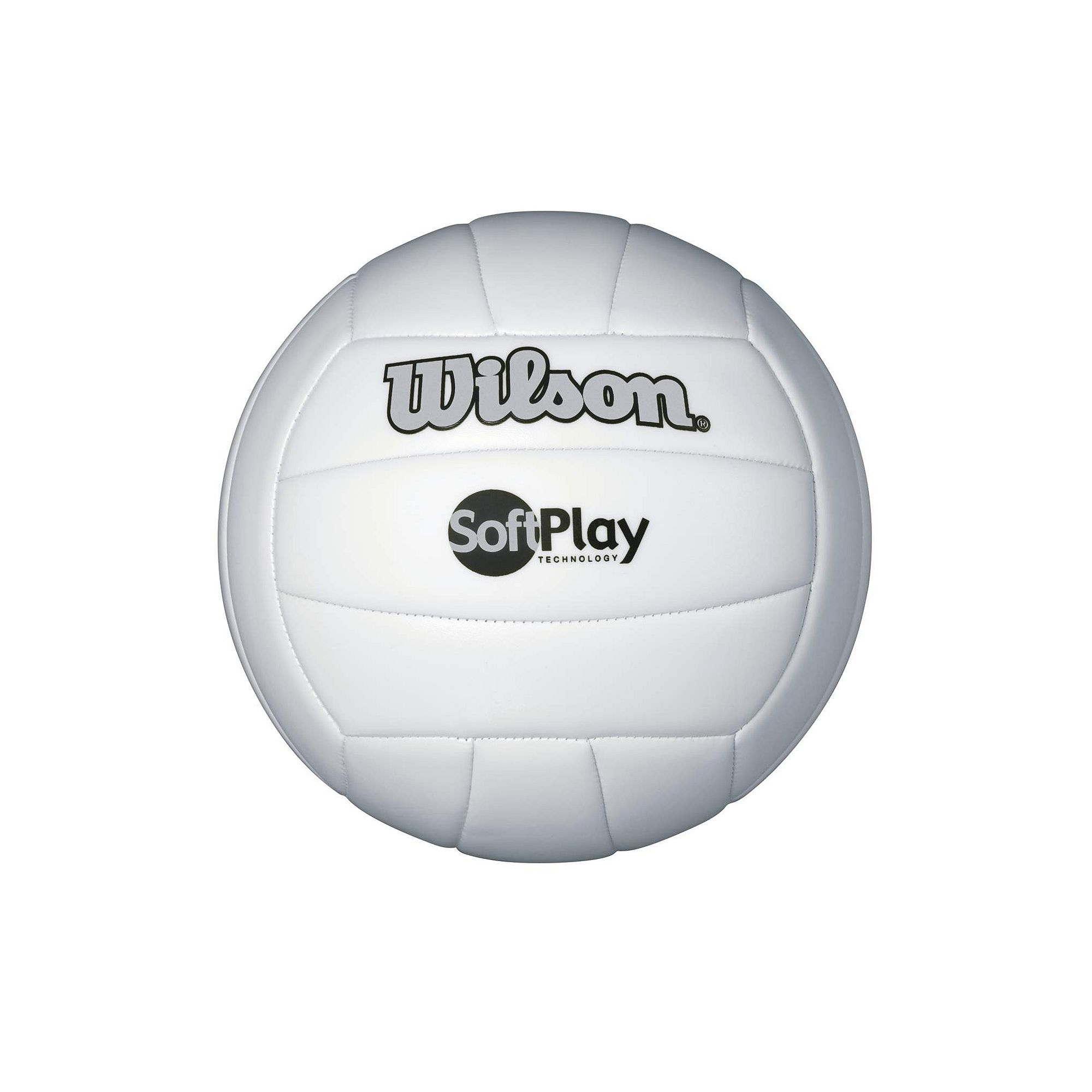 Wilson Softplay Official Volleyball Multicolor Volleyball Soccer Ball Soccer