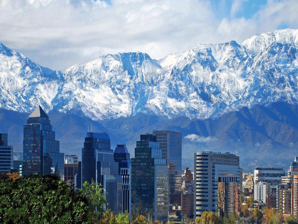 San Cristobal Tower (Luxury Collection), Santiago, Chile