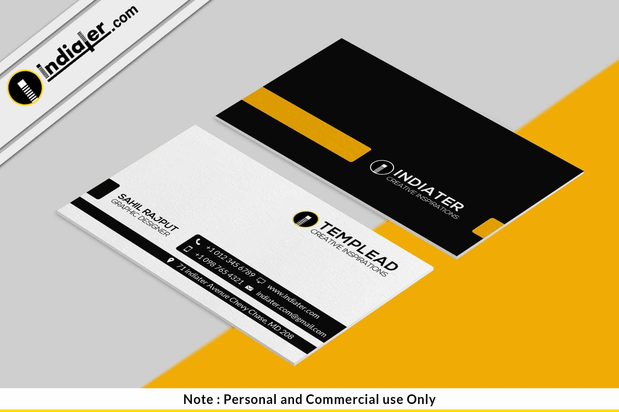 Free Best Accountant Visiting Card Psd Template Visiting Card Templates Free Business Card Templates Printing Business Cards
