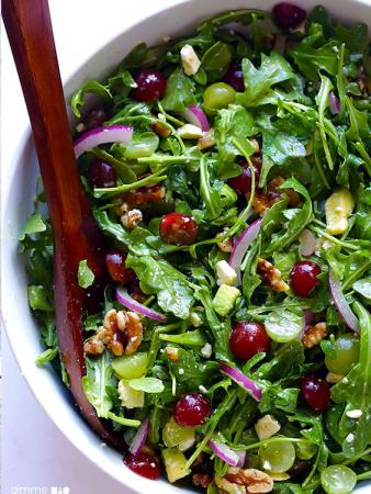 11 super recettes de salades printani res recettes. Black Bedroom Furniture Sets. Home Design Ideas