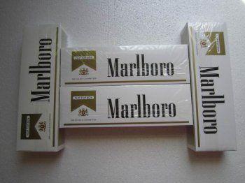 Marlboro Gold Cigarettes Regular Duty Free 20 Cartons Price 335 00 Ping