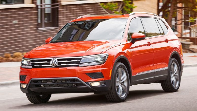 2020 Vw Tiguan Price Goes Up Warranty Goes Down Black Wheels Warranty Compact Crossover