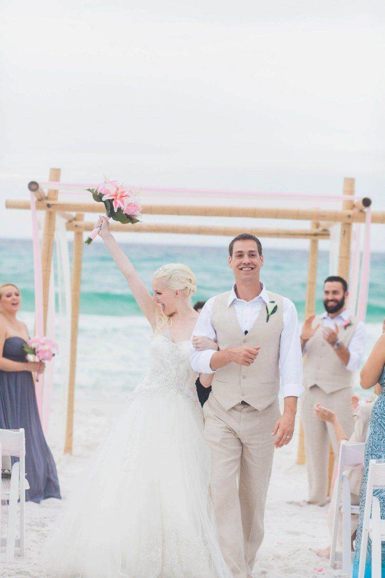 Beach wedding party dresses  Custom Linen Monaco Suit  Beach weddings Photo credit and Linens