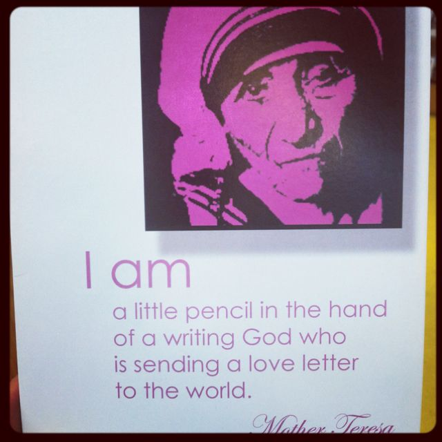 Sister Teresa Quotes: Mother Theresa Quote
