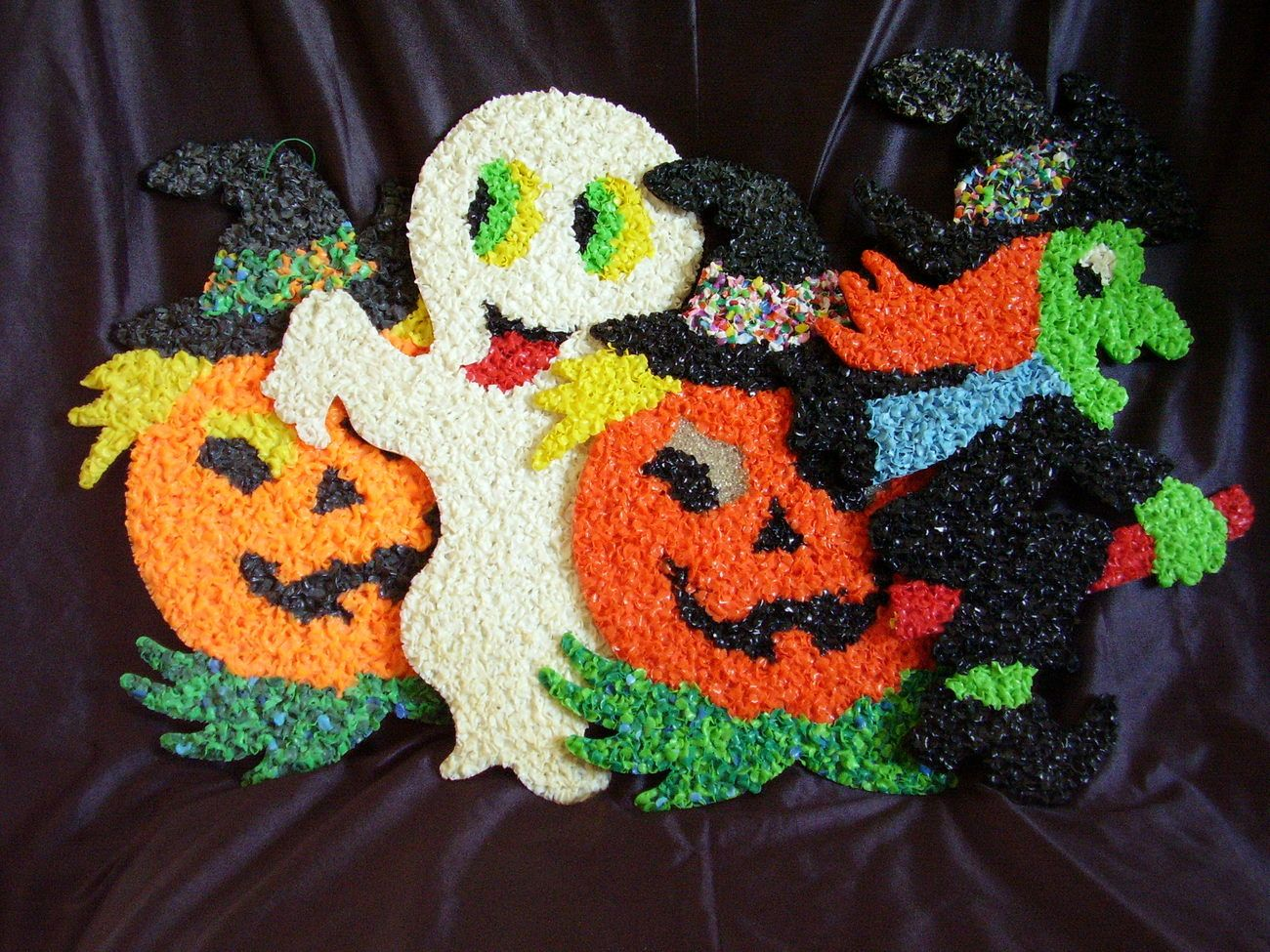 Bonanza Find Everything But The Ordinary Popcorn Decorations Halloween Crafts Vintage Holiday