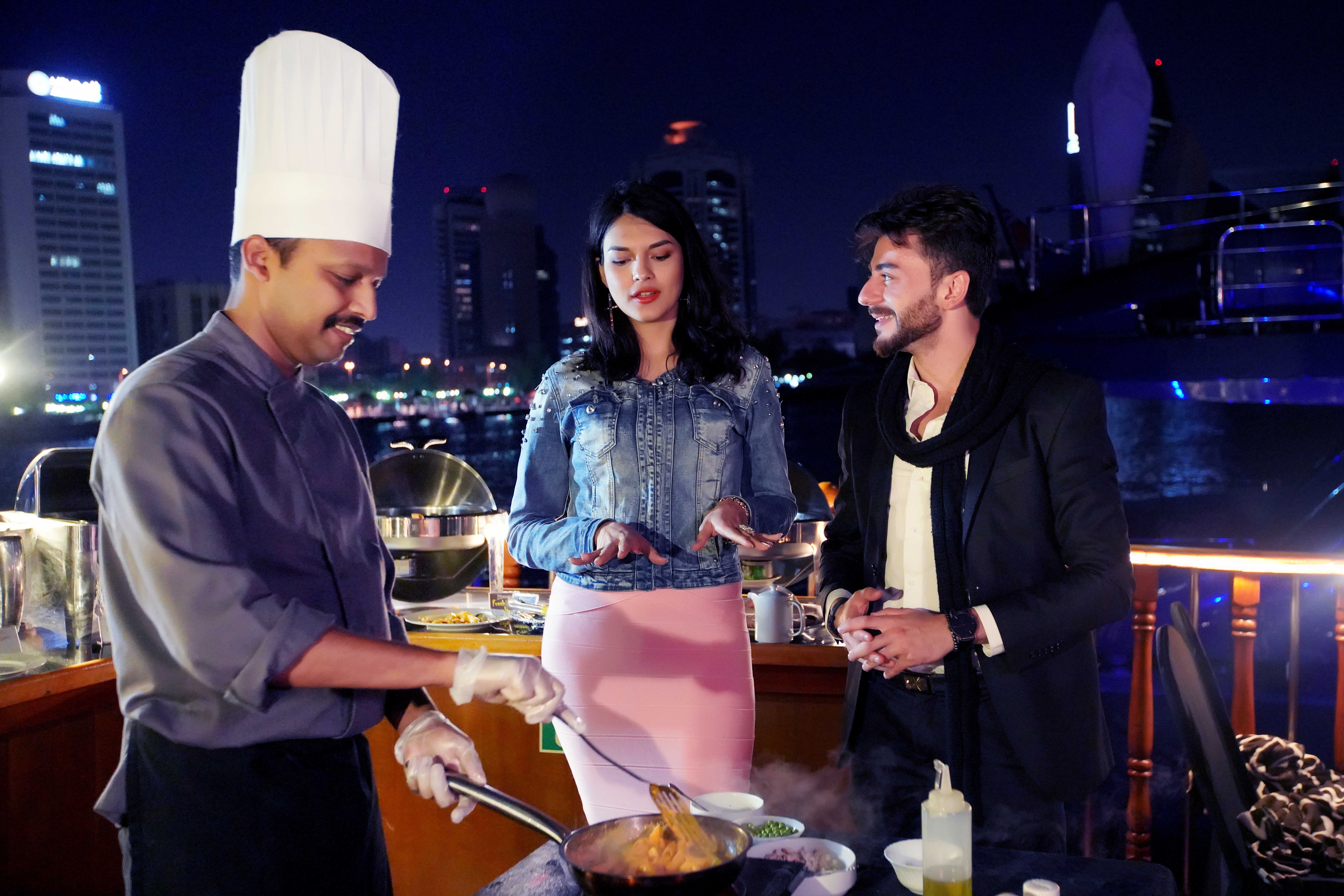 New Years Eve Cruise Dubai 2021 Party with Dinner