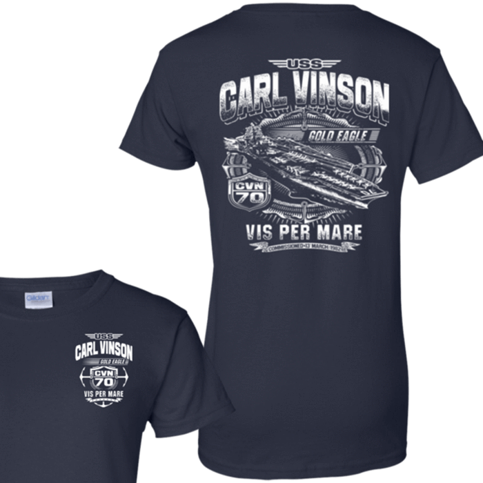 Uss Carl Vinson Cvn 70 T Shirts And Hoodies Shirts T Shirt Hoodies