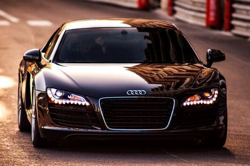 Wrecking An Audi R8   Jason Stathamu0027s Claim To Fame. #dreamcar