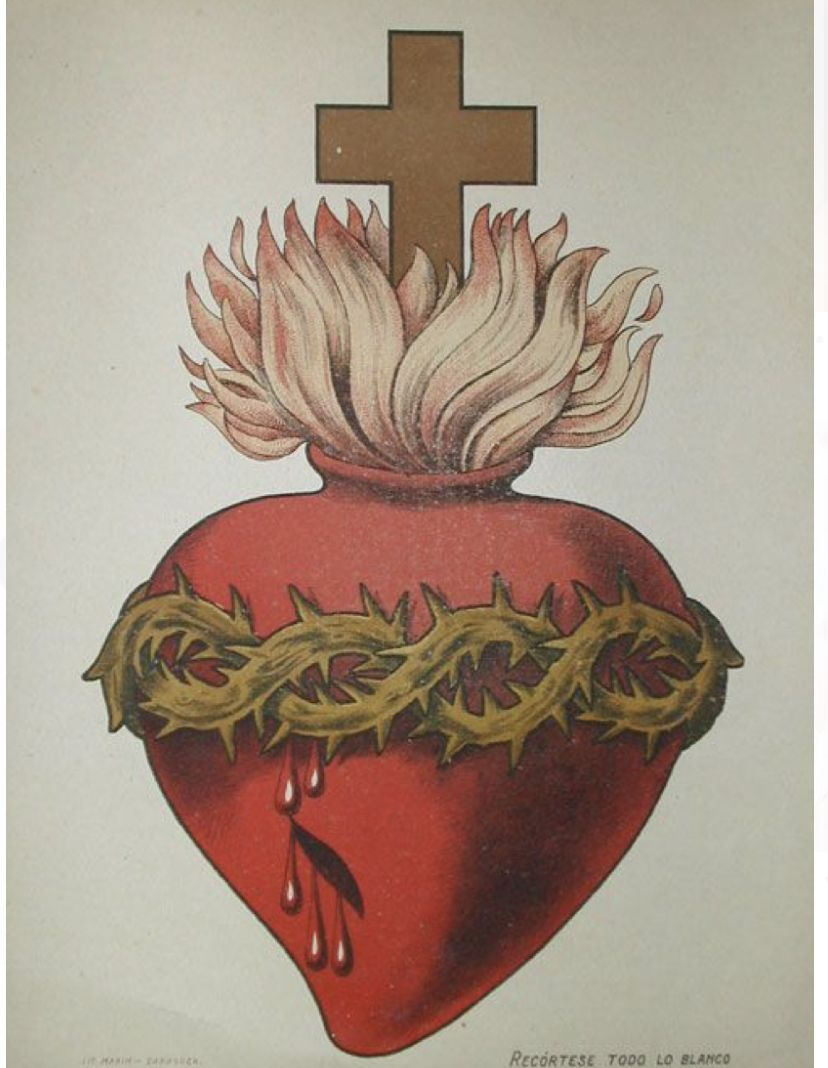 47++ Stunning Sacred heart tattoo meaning non religious ideas