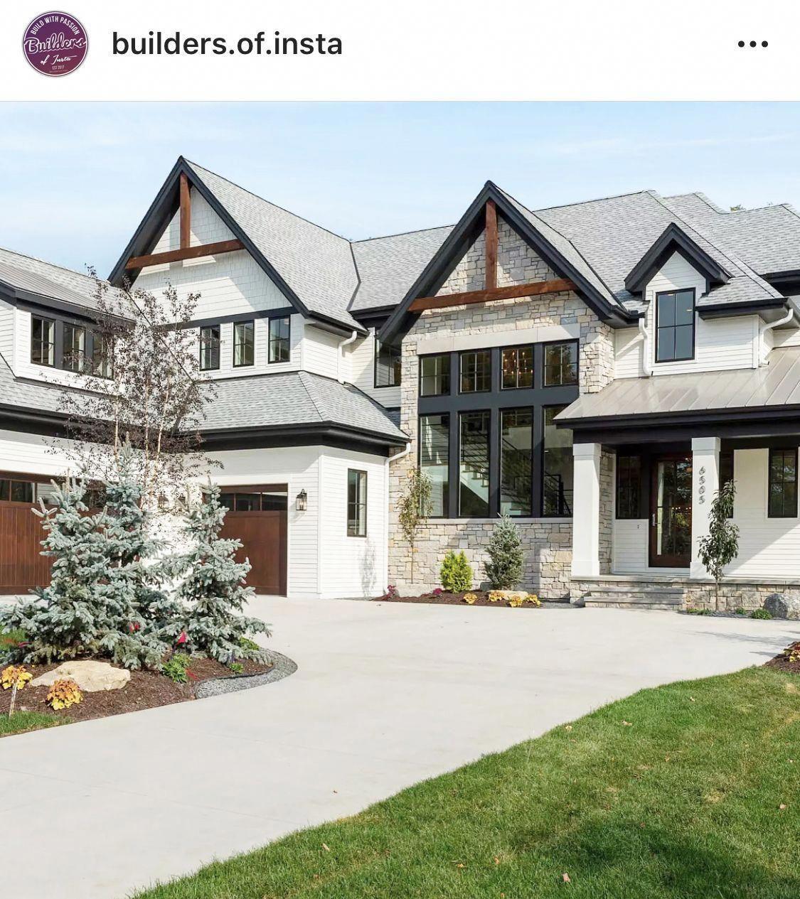 25 Dreams Homes You Ll Wish Were Yours Dreamhouserooms House Designs Exterior Dream Home Design Dream House Exterior
