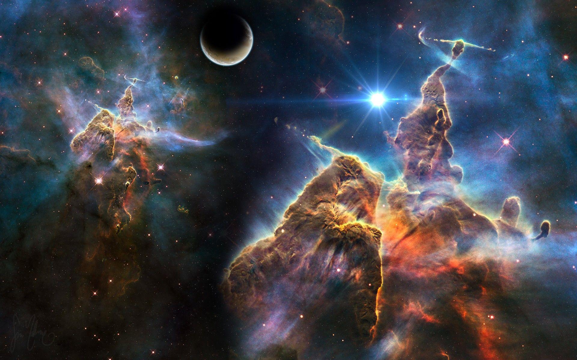 creation | space | pinterest | carina nebula, nebula wallpaper and