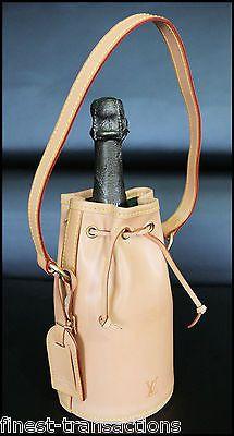 24f35e43b613 Louis Vuitton Dom Perignon Bottle Holder Leather Mini Sac Noe Bucket ...