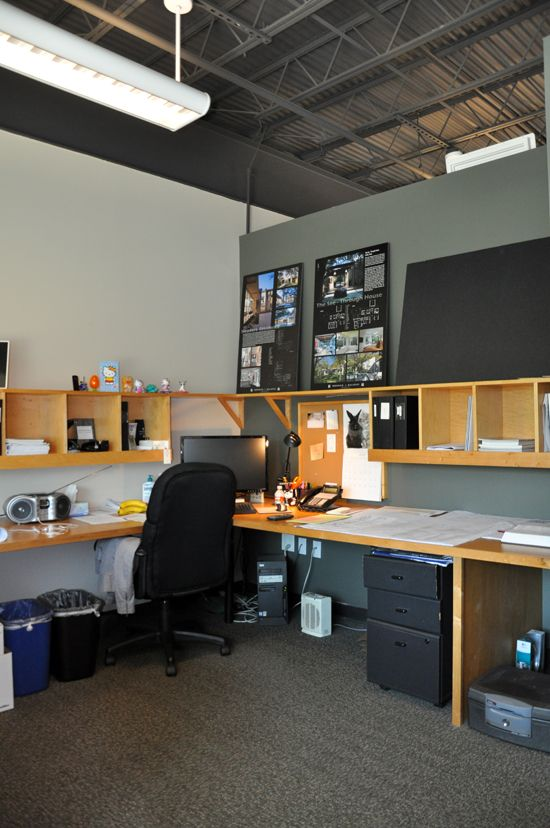 An Architect S Office