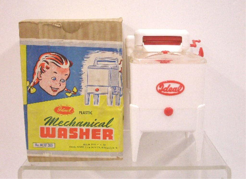 1950's Ideal Mechanical Washer - Ideal Novelty & Toy Co. c.1950's