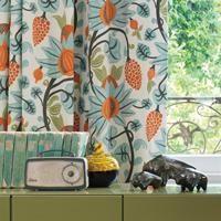 Osborne Little Fabric Collections Osborne Little Upholstery Fabric Curtain Fabric Australia Orange Curtains Upholstery Fabric Fabric Collection