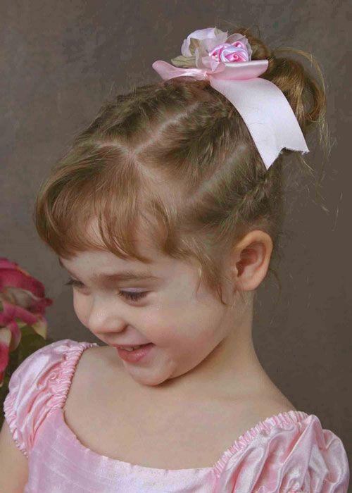 Short Haircut For Little Girls Short Hairstyles For Little Girls - Hairstyle for short hair little girl