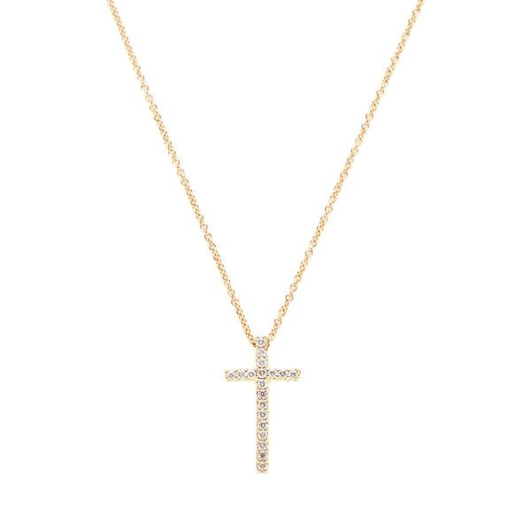 Nephora diamond cross pendant necklace 450 liked on polyvore nephora diamond cross pendant necklace 450 liked on polyvore featuring jewelry necklaces aloadofball Images
