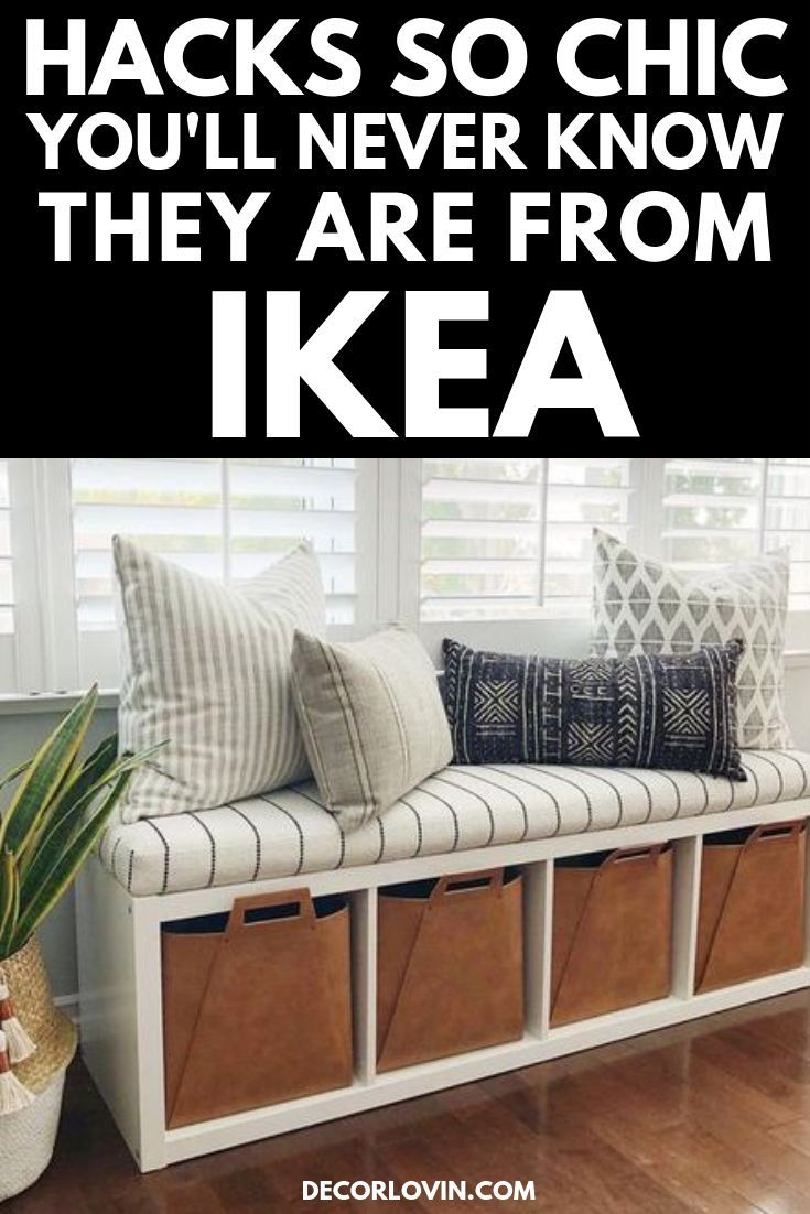 Chic Hacks You Wont Believe Are From IKEA