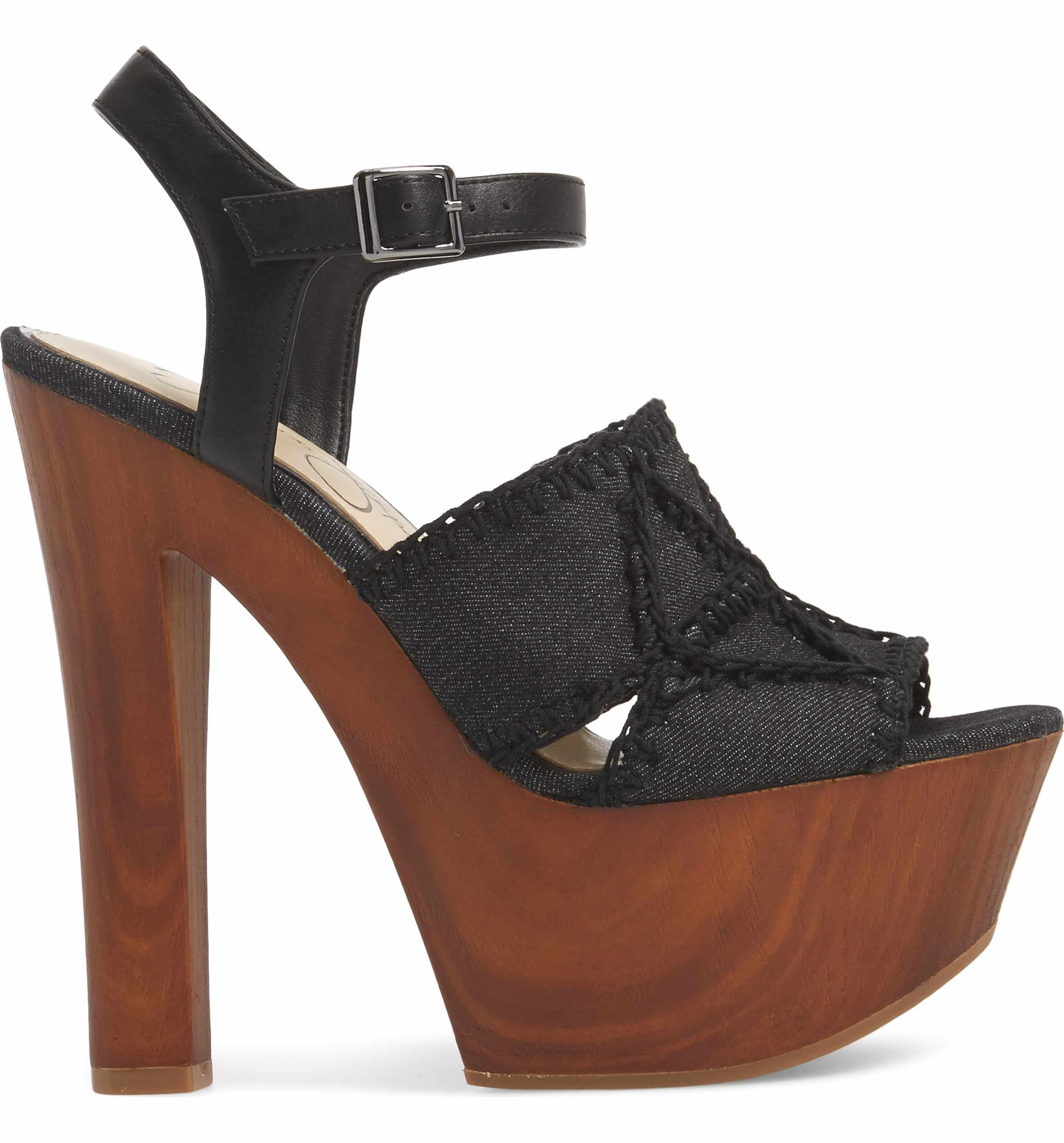 d1ff15a7959 Main Image - Jessica Simpson Dezzie Platform Sandal (Women)