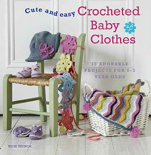 6e3784dabc3 Booktopia has Cute and Easy Crocheted Baby Clothes