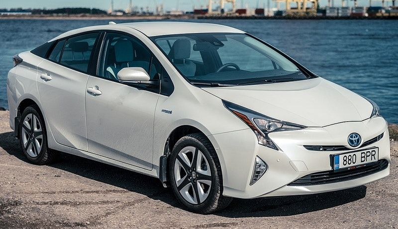 Panasonic To Make Batteries For Toyota Electric Cars Toyota