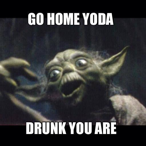 Jedi Master Yoda Quotes: Yoda... You Crazy Fella!