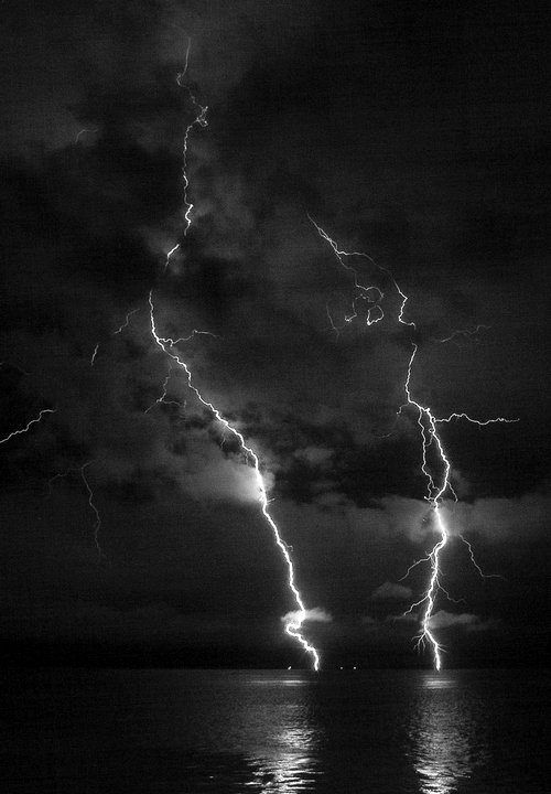 I Love Thunder Storms