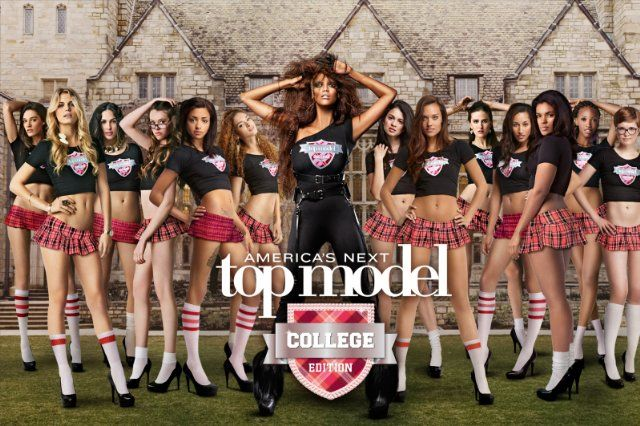 Tyra Banks in America's Next Top Model
