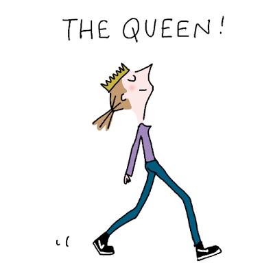 Wear Your Crown Soledad Illustration Mignonne Dessin