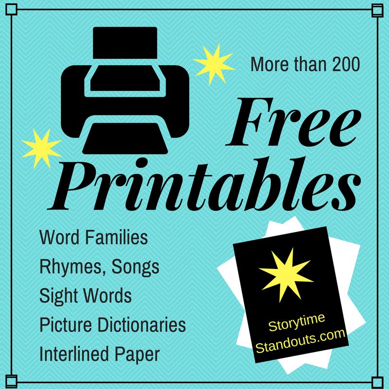 Free Preschool and Kindergarten Printables and Teaching Resources ...