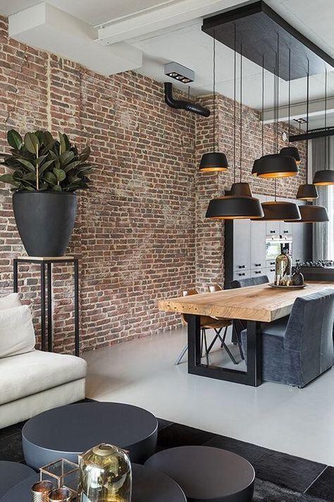 Pin de DANIEL TOLEDO en sala, comedor y espacios Pinterest - Decoracion De Interiores Salas