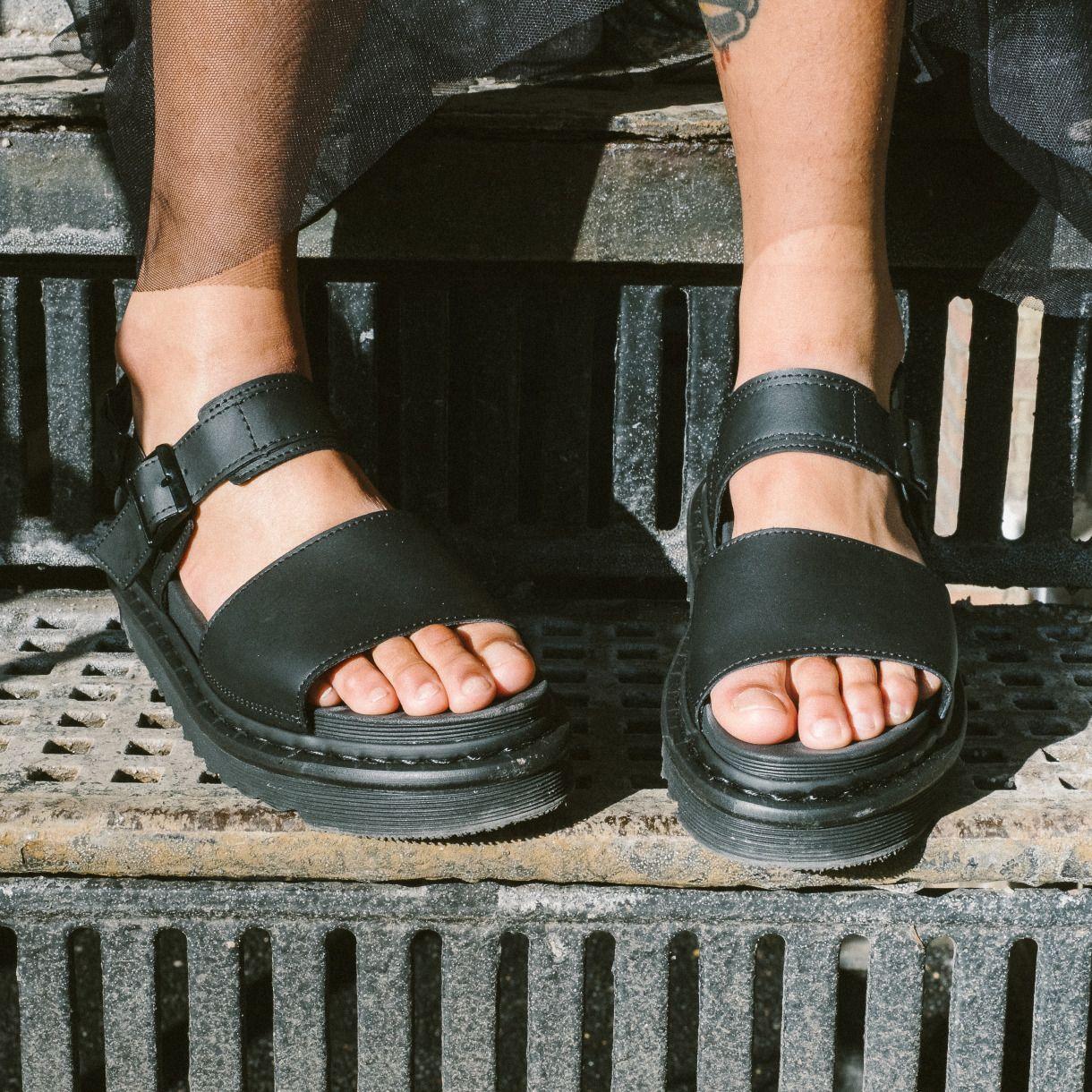 DR MARTENS Voss   my ragz in 2019   Dr martens sandals