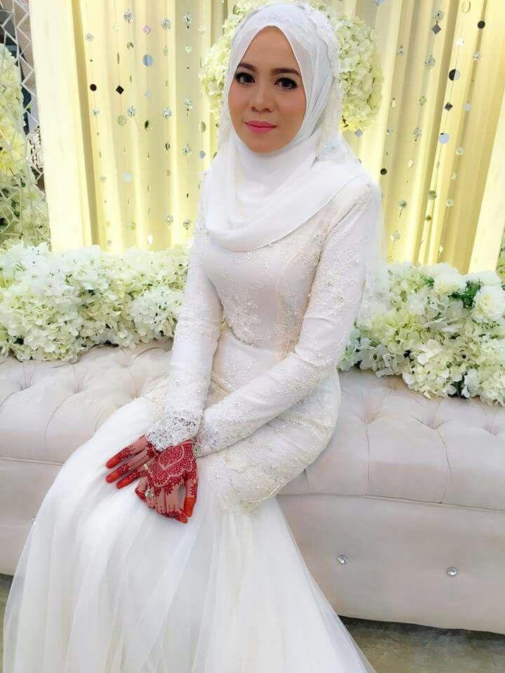 Pin by Fazliza Rizmie on malay wedding dress | Pinterest | Malay ...