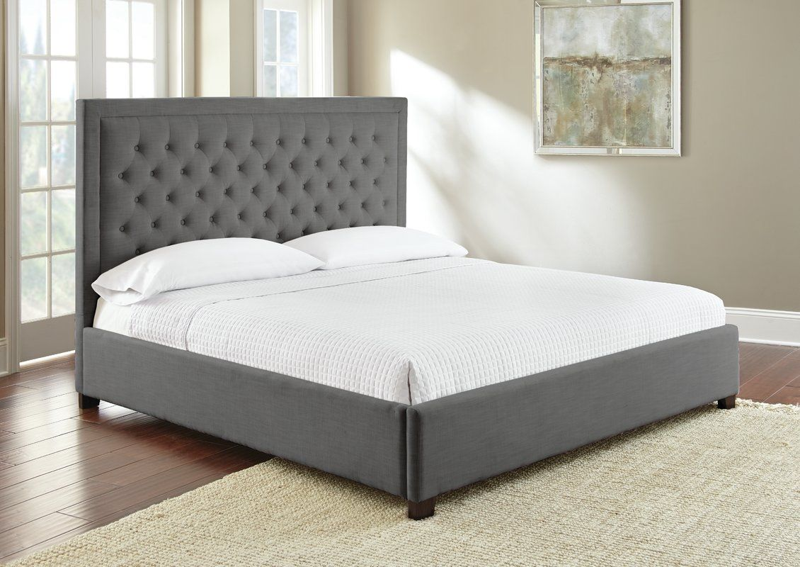 Hanlin Upholstered Platform Bed Upholstered Platform Bed