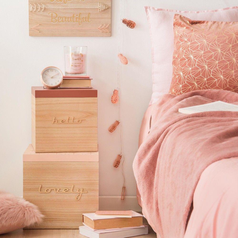 2 Ba Les Trenzados Con Motivos Decorativos Maisons Du Monde  # Niza Muebles Y Objetos