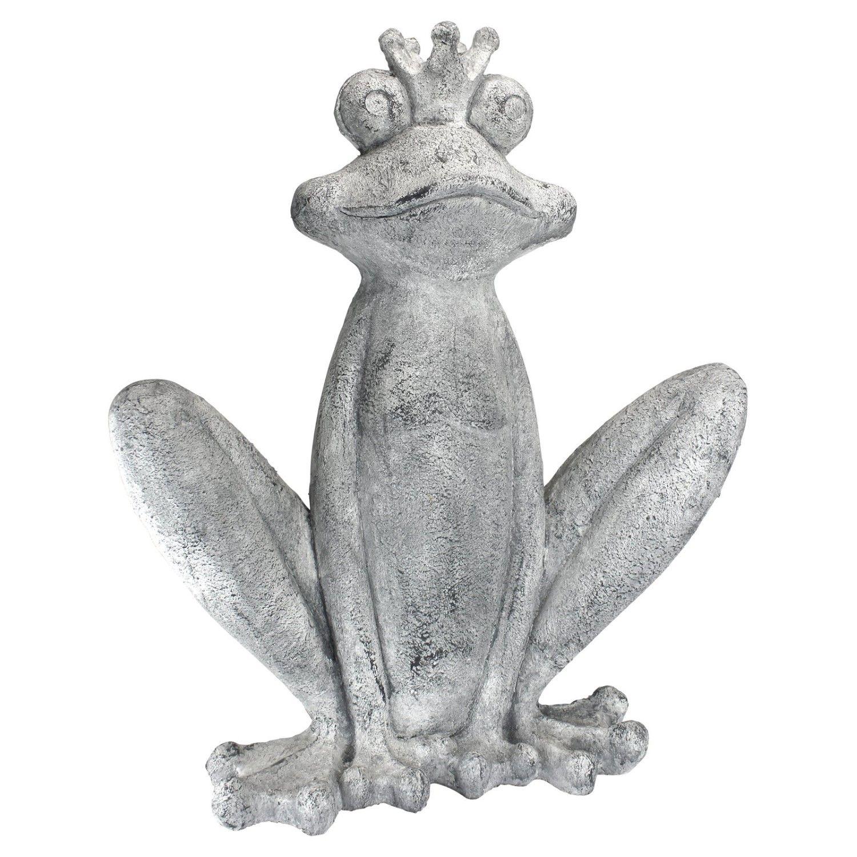 Design Toscano Big Olde Bullfrog King Garden Statue