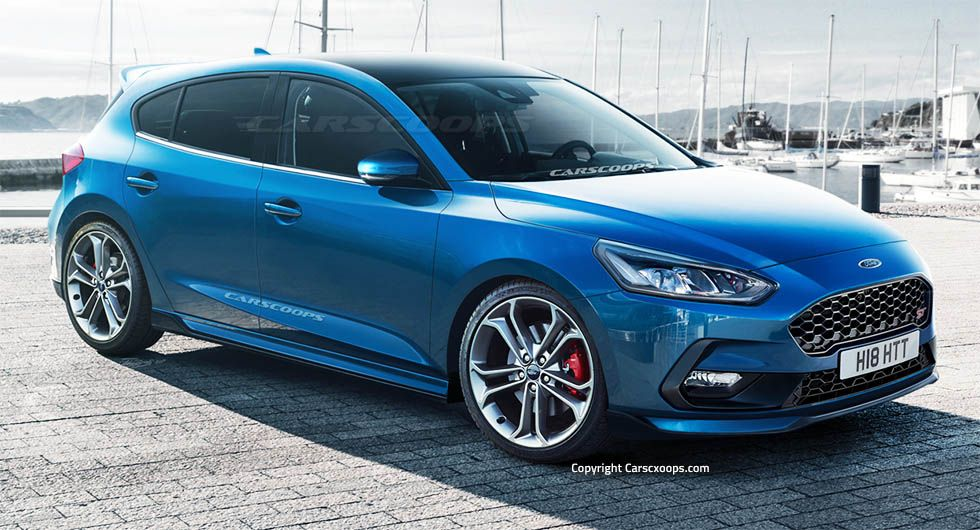 Future Cars 2019 Ford Focus St Brings Back The Styling Magic