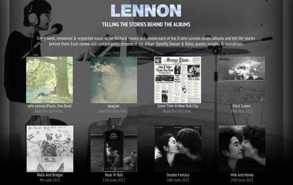#johnlennon #lennon #box www.beatlesmagazineuk.com BEATLES  MAGAZINE: JOHN's NEW 'ROCK 'N' ROLL' VINYL FAULTY