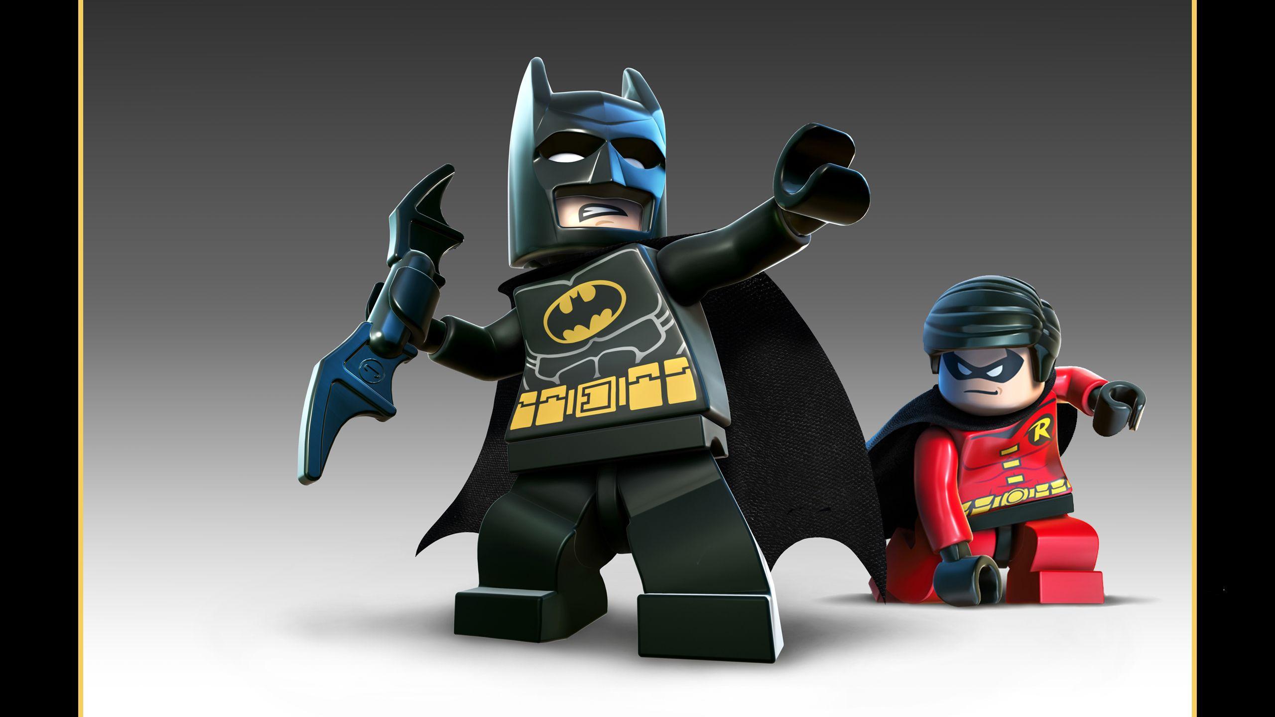 Revel in the Lego-ness!