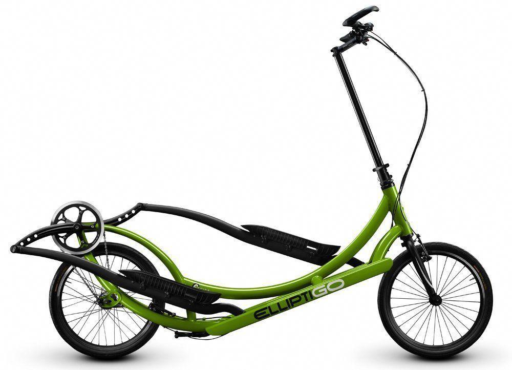 An Elliptical And Bike All In One That S Genius The Elliptigo