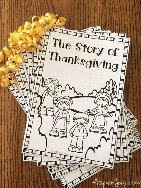 How To Host A Preschool Thanksgiving Activity Thanksgiving