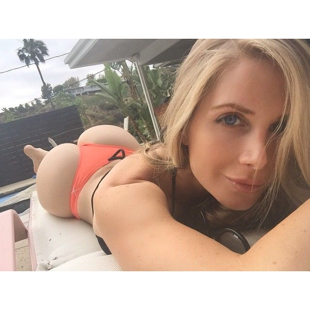 Amanda Lee Amanda Lee Bikinis Girls Selfies