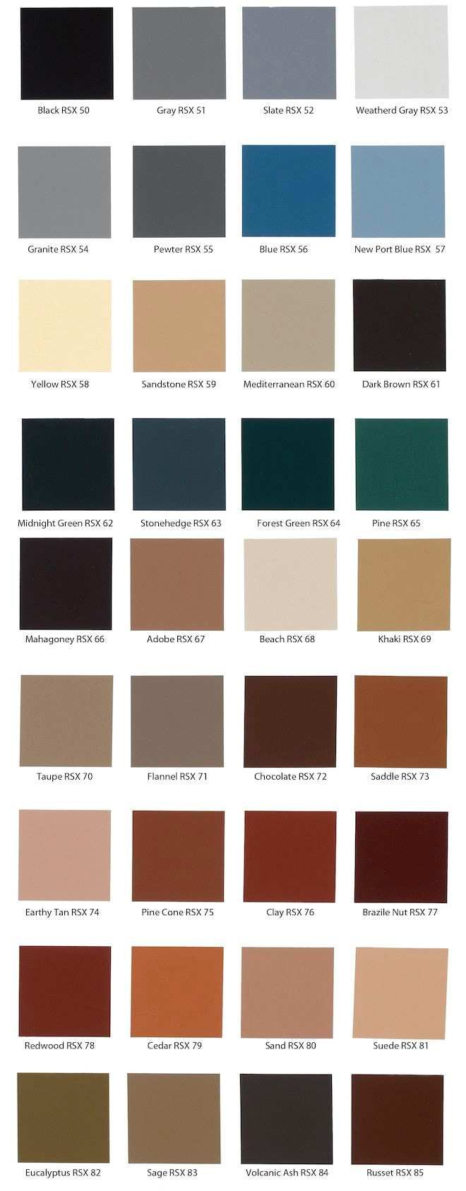 Concrete Stain Colors Deck Paint
