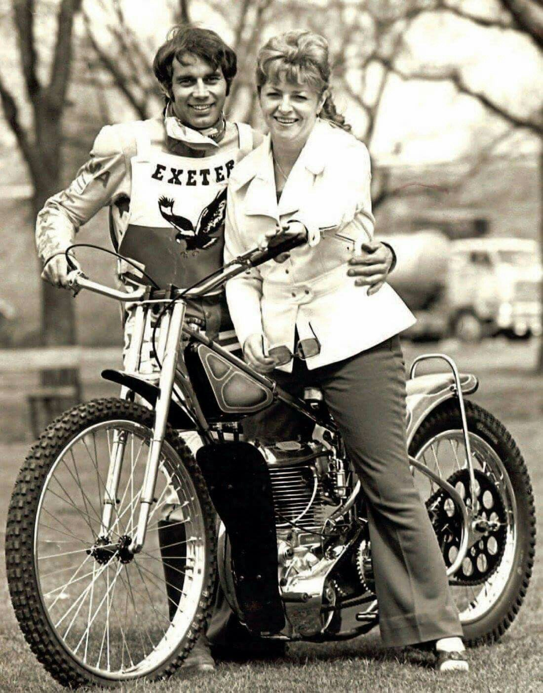 Ivan Mauger His Missus