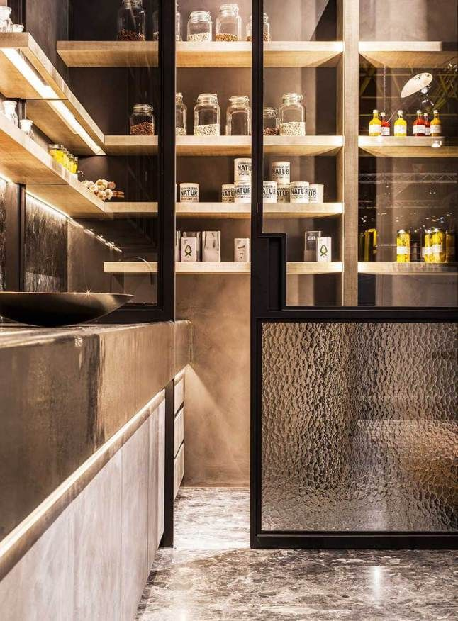 kitchen #luxurykitchen #pantry | 12 inspiring luxury kitchens ...