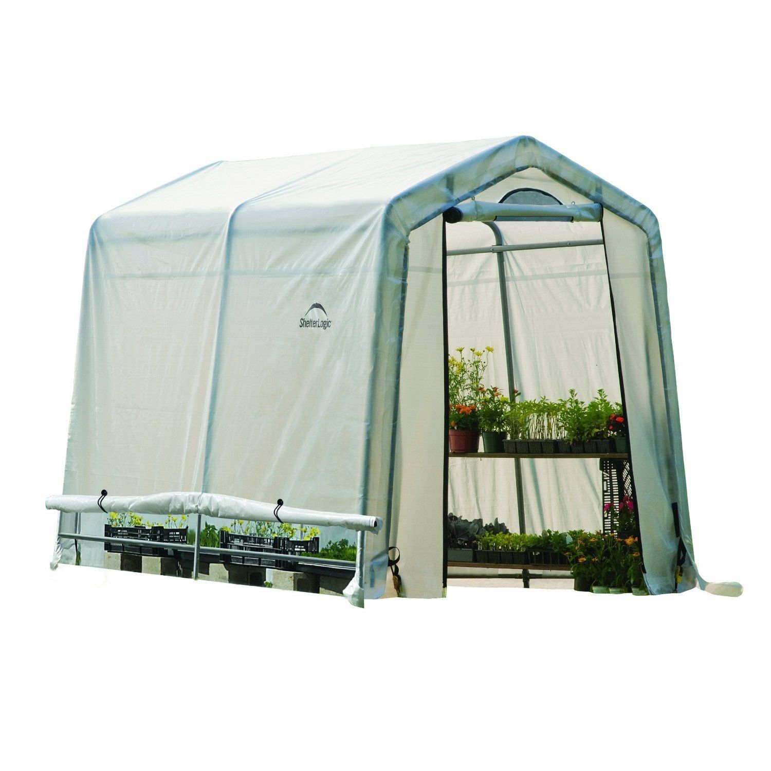 quality shelterlogic box shed canvas canopy canvashed sheds garage nw canopytoragehelterlogic storage in a green qualityheds