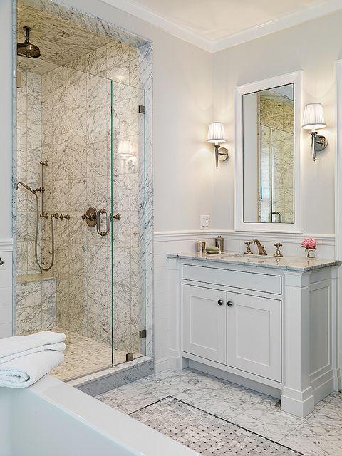 Bathroom Love Brooks Hill Bath Hl By Boston Design Guide Via Flickr Dream House And Home